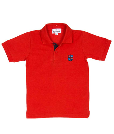 Noble High School Summer Red T-Shirt