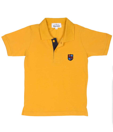 Noble High School Summer Yellow T-Shirt