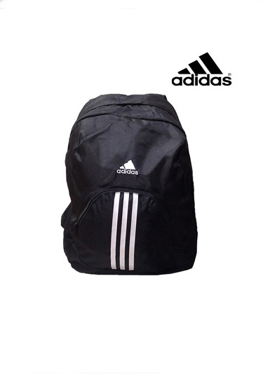 Adidas Black School Bag