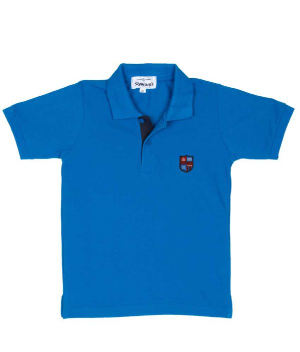 Noble High School Summer Blue T-Shirt