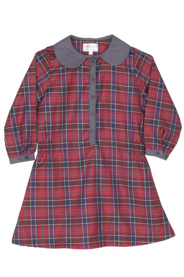 Noble High School Winter Girls Tunic