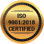 ISO9001:2018 CERTIFIED