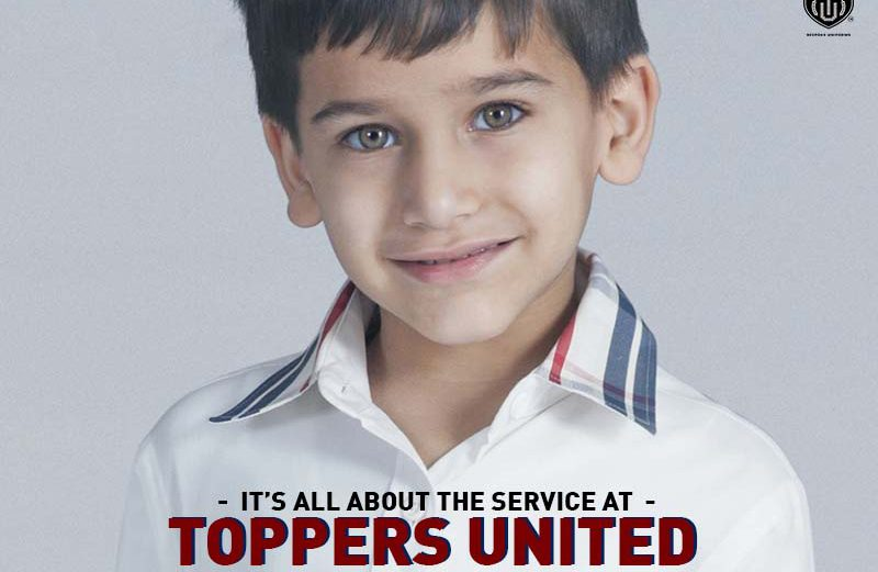 It's all about the service at Toppers United